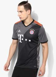 Bayern Munich A Jsy Grey Sports Jersey