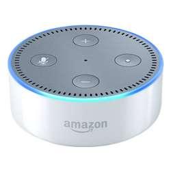 Amazon Echo Dot Bluetooth Speaker (White)