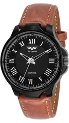 ASGARD Premium Black Dial Watch For Men, Boys-160-NB