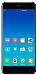 Gionee X1S (Black, 16GB) with Offers