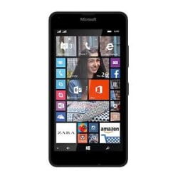 Microsoft Lumia 640 Black 8GB (expandable) 3G with Warranty - Refurbished