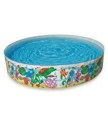 Shiv International Multicolor Swimming Pool
