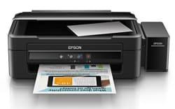 Epson L361 Multi-Function Ink Tank Colour Printer (Black)