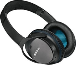 Bose QuietComfort 25 for Samsung/Android Devices Wired Headset with Mic Black, Over the Ear