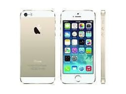 Apple Iphone 5s 16GB PRE-OWNED Mix colour Finger Print not work 9/10 Refurbished