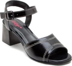 Red Tape Women Black Heels
