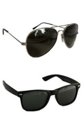 Details about Men s Sunglasses Premium and Aviator Combo(Pack of 2) Free Shipping