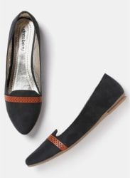 Black Belly Shoes