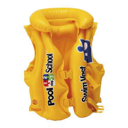 TAG3 Yellow Swimming Vest