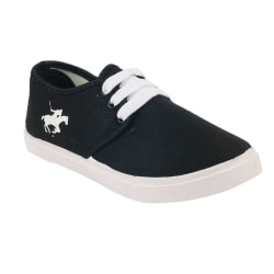 BUNIES BOY CASUAL SHOE BLACK