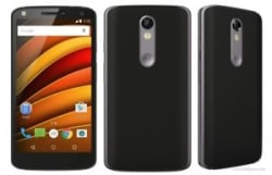 Moto X Force XT1580 (Black, 32GB) with Manufacturer Warranty