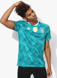 Germany A Performance Turquoise Sports Jerseys
