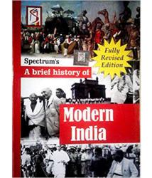 A Brief History of Modern India - Twenty Third edition (2017)