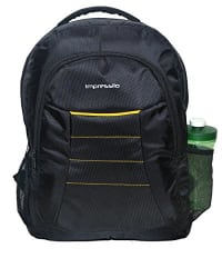 Impressilo Imp003 15.6-inch Laptop Backpack (Black)