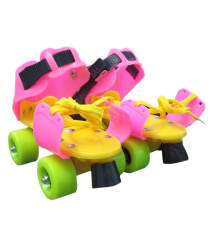 AZI Multicolor Cool Dry Skates For Kids