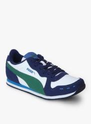 Cabana Racer Sl Jr Idp Blue Sneakers