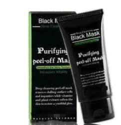 Useful Purifying Black Peel off Charcoal Mask Facial Cleansing Blackhead Remover