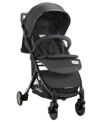 Luvlap Spark Baby Stroller Pram (Black)