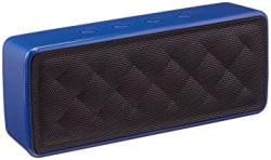 AmazonBasics Portable Bluetooth Speakers (Blue)