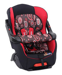Sunbaby Inspire Car Seat with Bumper (Red)
