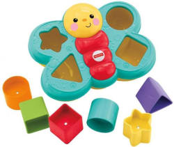 Fisher-Price Butterfly Shape Sorter (Multicolor)