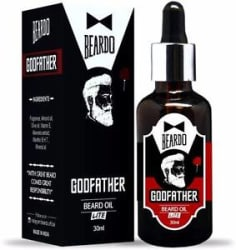 Beardo GODFATHER Beard Lite Hair Oil