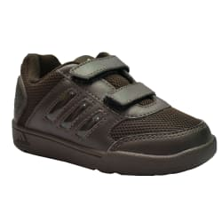Adidas Brown Velcro kids Shoes