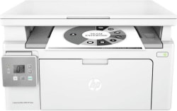 HP LaserJet Ultra MFP M134a Multi-function Printer (White, Toner Cartridge)
