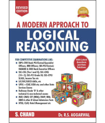 A Modern Approach to Logical Reasoning (Old Edition) (R S AGGARWAL)