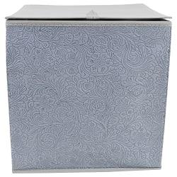 Miamour Fabric Storage Organizer, Grey