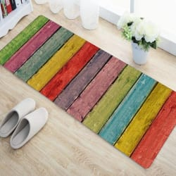 Status Multicolor Nylon Runner 57 X 140