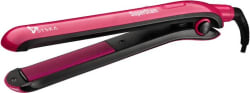 Syska Super Glam HS6811 Hair Straightener Pink and Black