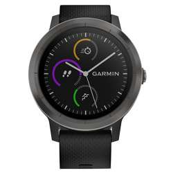Garmin Vivoactive 3 Smartwatch (Black)