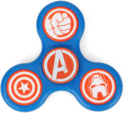 MY BABY EXCELS Avengers fidget spinner (Red, Blue)