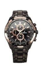 Swisstyle Ss-gr6612-blk-ch Metal Analog Watch For Men