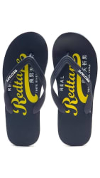 Red Tape Men s Blue & Yellow Casual Flip Flop
