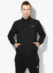 As M Nk Dry Team Woven Black Track Jacket