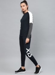 Navy Blue Tracksuits