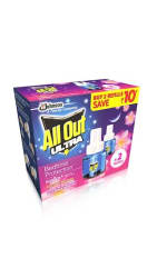 All Out Power Plus Floral Fragrance Refils Twin Value Pack