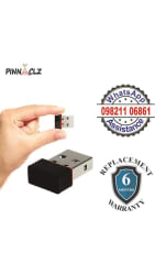 Pinnaclz Wi-Fi Adapter Dongle 300 mbps Wireless USB Adapter