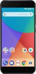 Mi A1 Black 64 GB ROM 4 GB RAM 4G - Certified Refurbished - Excellent Condition