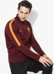 As Fcb Nsw Fran Aut Cup Maroon Football Track Jacket