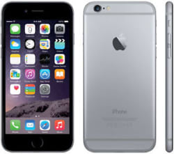 Apple iPhone 6 128GB SPACE GRAY Unlocked - ( Refurbished Excellent )