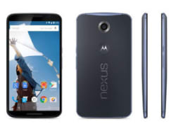 Google Nexus 6 3GB Midnight Blue, 32 GB Refurbished Original Box 6 Months Warnty