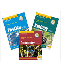 S CHAND Combo Pack: Science for Class 10 (2019 Exam)