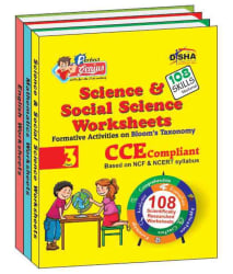 Perfect Genius English, Mathematics, Science & Social Science Worksheets for Class 3 (based on Bloom s taxonomy)