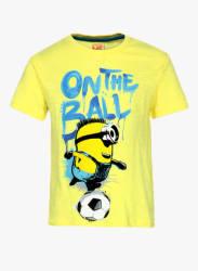 Minions Yellow T-Shirt