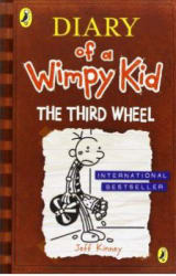 Diary of a Wimpy Kid : The Third Wheel Paperback (English) 1st Edfition