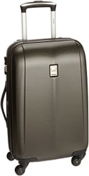Delsey Extendo 3 Hard 55Cm Dark Beige Carry-On Trolley Luggage (00062080307)