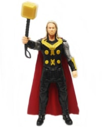 THOR Titan Action Figure Speech & Sound Effect (Multicolor)